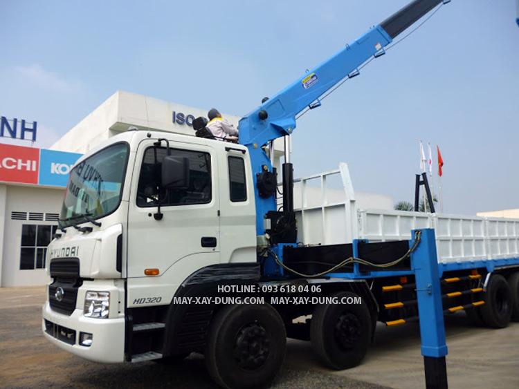 DONGYANG SS35015, cẩu tự hành DONGYANG, sức nâng 15 tấn, mới 150% , Sản xuất: Hàn quốc